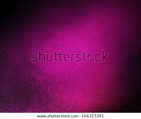 Abstract Pink Background Black Border Edges Stock Illustration