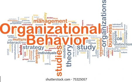 organizational Behavior\
