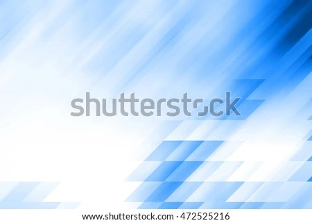 Blurred Abstract Blue Background Presentation Product Stock