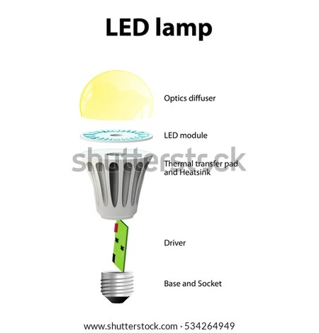 Led Lightbulb Diagram Wiring Diagram