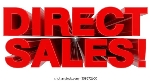 Direct Sales Images, Stock Photos  Vectors Shutterstock - sales word