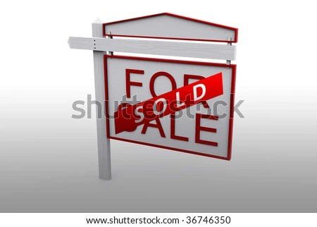 Sale Sign Sold Stock Illustration 36746350 - Shutterstock