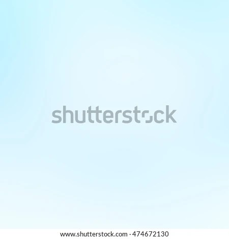 Soft Baby Blue Gradient Background Stock Illustration 474672130