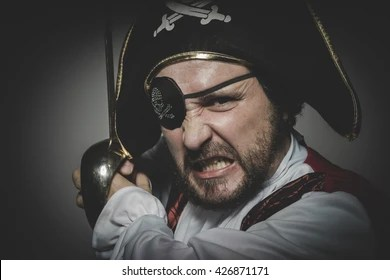 Pirate Eye Patch Images Stock Photos Vectors Shutterstock
