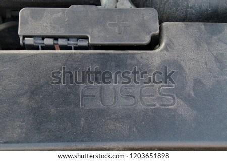 Car Fuse Box Jumper Control Cables  Wiring Diagram
