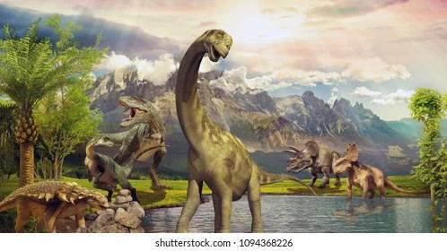 Cute Dinosaur Wallpaper Hd Dinosaur Images Stock Photos Amp Vectors Shutterstock