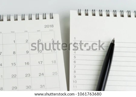 Do List Work Task Priority List Stock Photo (Edit Now) 1061763680