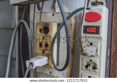 Safety Damaged Wiring - Wiring Diagram Best DATA