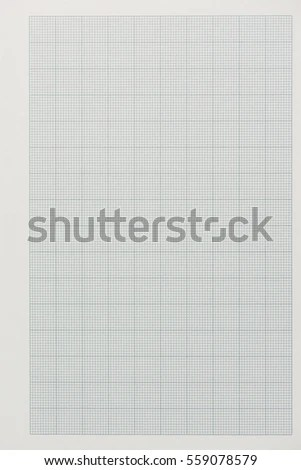 Graph Paper Blank Form Grid Paper Stock Photo (Edit Now) 559078579