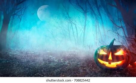 spooky background moon Images, Stock Photos  Vectors Shutterstock