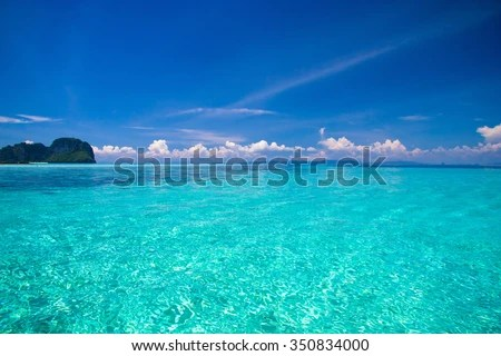 Marine Scene Serenity Shore Stock Photo (Edit Now) 350834000