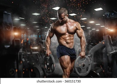 Bodybuilder Wallpaper With Quotes Bodybuilder Images Stock Photos Amp Vectors Shutterstock