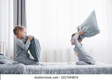 Children Fighting Images Stock Photos Vectors