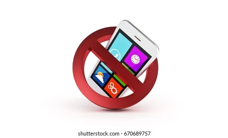 Cell Phones Not Allowed Images, Stock Photos  Vectors Shutterstock