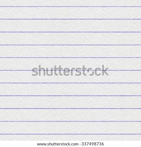 Note Paper Background Lined Writing Paper Stock Photo (Edit Now