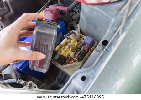 Open Fuse Box Car Stock Photo (Edit Now) 475116895 - Shutterstock