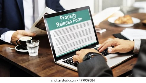 Property Release Form Stock Images, Royalty-Free Images  Vectors - property release form