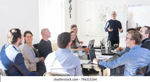 Informal Meeting Images, Stock Photos  Vectors Shutterstock