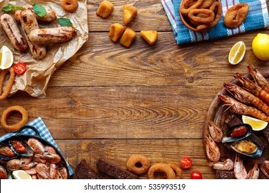 Food Frame Images Stock Photos Vectors Shutterstock