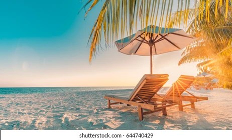 Beach Vacation Backgrounds Images, Stock Photos  Vectors Shutterstock