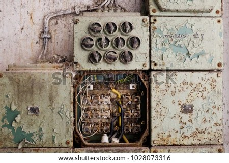Vintage Home Fuse Box Wiring Diagram