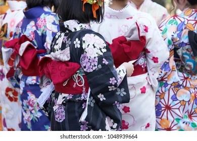 Tokyo Geisha Girl Wallpaper Background Kimono Images Stock Photos Amp Vectors Shutterstock