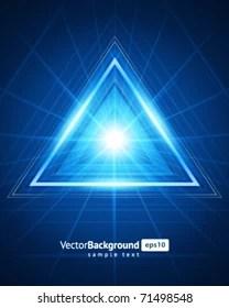 V Letter 3d Wallpaper 3d Triangle Images Photos Et Images Vectorielles De Stock