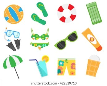 Summer Clothes Images Stock Photos Vectors Shutterstock