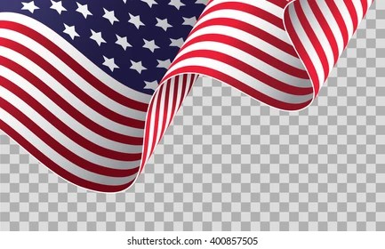 Usa Flag Background Images, Stock Photos  Vectors Shutterstock - America Flag Background