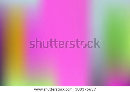 Background Pink Green Yellow Stock Vector (Royalty Free) 308375639