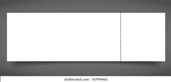 concert ticket template Images, Stock Photos  Vectors Shutterstock