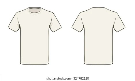 T-shirt Template Images, Stock Photos  Vectors Shutterstock