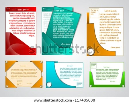 Business Presentation And Presentation Background Different Stock