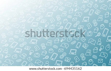 Business Presentation Background Template Design Vector Stock Vector