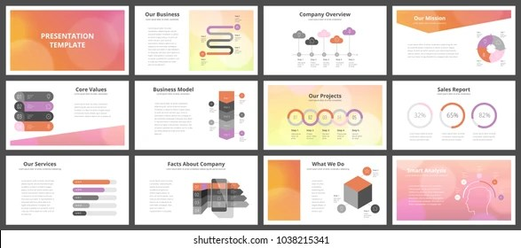 Presentation Template Images, Stock Photos  Vectors Shutterstock
