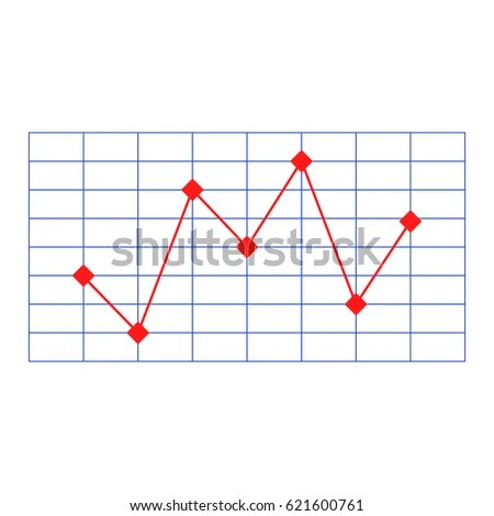 Business Schedule Vector Graph Color Chart Stock Vector (Royalty