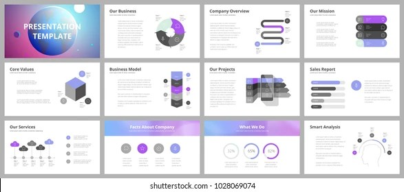 Presentation Template Science Images, Stock Photos  Vectors