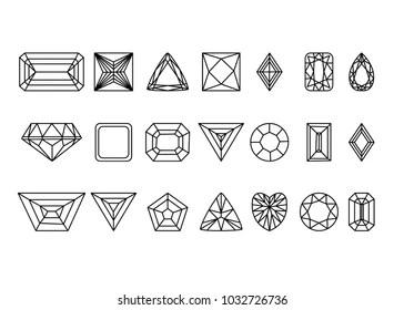Diamond Drawing Images Stock Photos Vectors Shutterstock