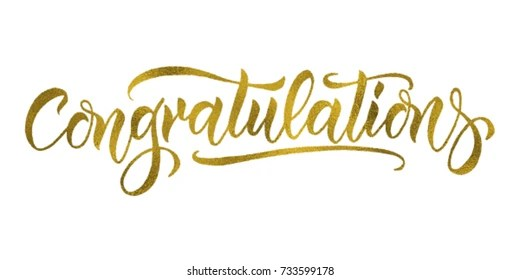 Congratulations Images, Stock Photos  Vectors Shutterstock
