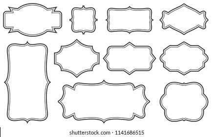 Simple Certificate Border Images, Stock Photos  Vectors Shutterstock