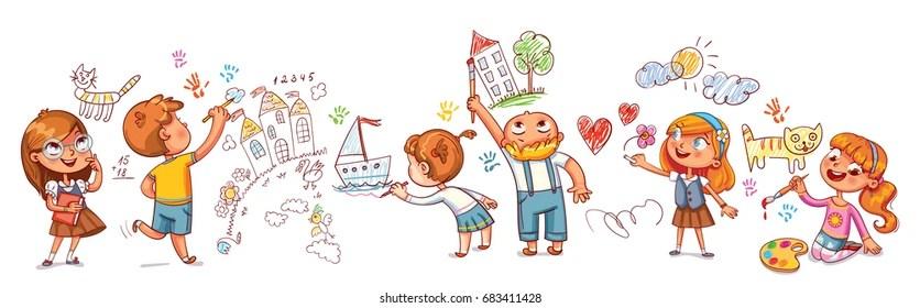 cartoon Images, Stock Photos  Vectors Shutterstock