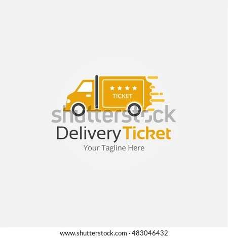 delivery ticket template - Towerdlugopisyreklamowe