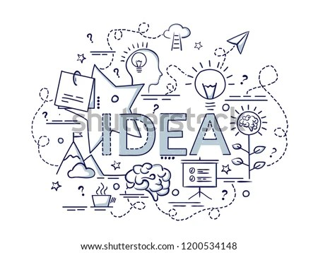 Design Concept Idea Infographic Idea Making Stock Vector (Royalty