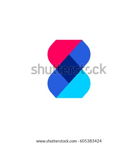 DNA Abstract Genetic Molecule Medical Biotechnology Stock Vector