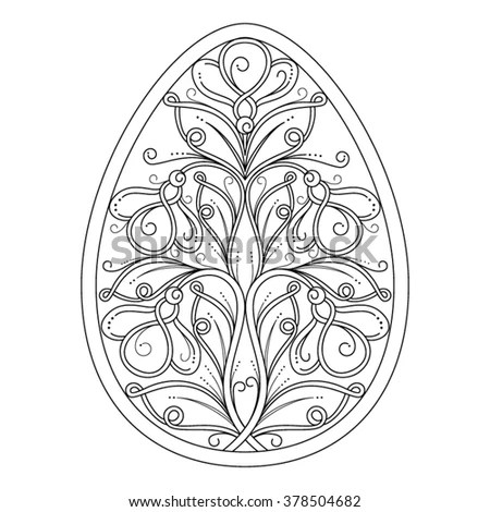 easter egg template - Barcaselphee