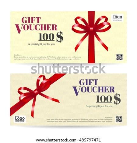 raffle prize voucher template