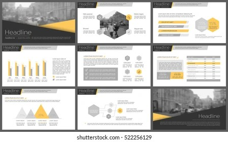 Presentation Template Images, Stock Photos  Vectors Shutterstock - Presentations Template