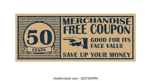 Coupon Images, Stock Photos  Vectors Shutterstock - discount coupons templates