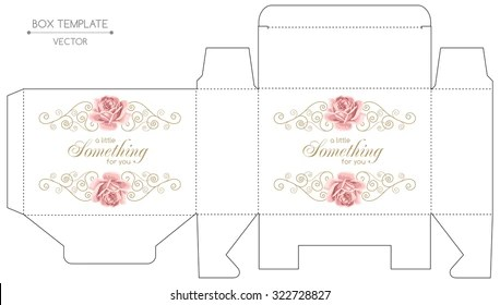 packaging box template Images, Stock Photos  Vectors Shutterstock
