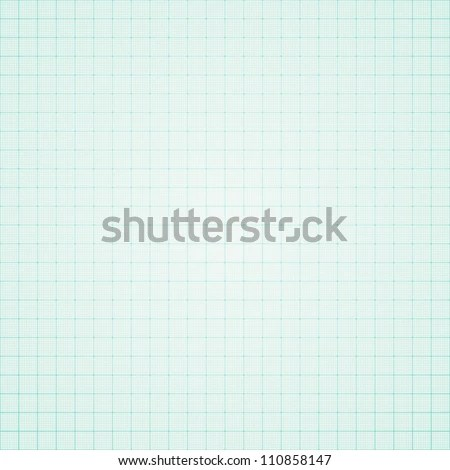 Graph Paper Background Stock Vector (Royalty Free) 110858147